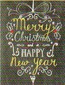 MADISON PARK GREETINGS クリスマスカード <メッセージ>