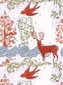 THE GIFT WRAP COMPANY ジャンボラッピングペーパー クリスマス <鳥×トナカイ> 包装紙