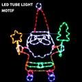 LEDチューブライトファニーサンタ