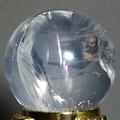 【30%OFF】【天然石 インテリア】天然レインボー水晶置玉φ40mm♪台座付き【天然石 レインボー水晶】