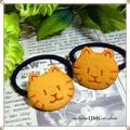 ○焼きあがりました クッキー型 ネコポニー ○