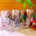 【FinRose】日本製 クラシカルで大人かわいいグラスフィンローズ フリーカップ&タンブラー