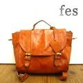 【2015SSモデル】【fes】カウレザー3wayハンドバッグ