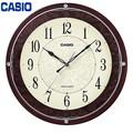 【スワロフスキー】レトロで可愛い電波クロック<掛時計・景品・ノベルティ>