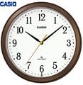 シンプル♪壁掛け電波時計<掛時計・景品・ノベルティ・店舗>