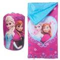 アナと雪の女王 インドアスリーピングバッグ(寝袋)