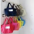 【SALE】【定番人気】製品染めトートバッグ Sサイズ