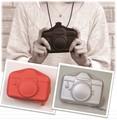 【Motif.】写真好き必見!カメラ型デジカメケース (ハード)