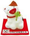 龍虎堂(リュウコドウ)大笑いちび猫(三毛猫) [日本製]