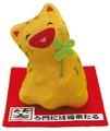 龍虎堂(リュウコドウ)大笑いちび猫(トラ猫) [日本製]