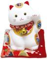 龍虎堂(リュウコドウ)彩り招き猫 [日本製]