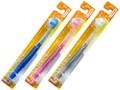 【奥歯の奥までしっかり磨ける歯ブラシ】デンタルハイパー山切りカット・ふつう