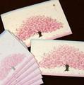 ステーショナリー 「桜さくら」シリーズ便箋