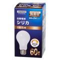 【直送可】【白熱灯】【電球】《まとめ買いセットでさらにお安く》長寿命シリカ60W形《お買い得品》