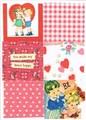 MADISON PARK GREETINGS バレンタイングリーティングカード <ヴィクトリアンキッズ>