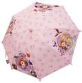 【再入荷】☆ちいさなプリンセス ソフィア・転写プリント子供傘☆45cm☆ピンク☆