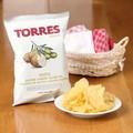 ☆欠品中☆パーティーに★【TORRES/トーレス】100%エクストラバージンオリーブオイルポテトチップス
