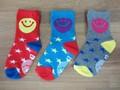 Kids socks レギュラー SMILE STAR 通学通園に最適 baja smile(ソックス)