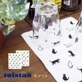 【即納可能】TOISTAA スポンジクロス SET2 CAT【ライフ】【ネコ・猫・キャット】【ギフト】