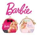 【国内ライセンス】バービー(Barbie)サテン ガマグチ