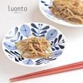luonto-ルオント- 13.5cm小プレート[日本製/美濃焼/洋食器]