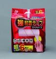 【生活雑貨 清掃 コロコロ】カーペットクリーナー用 強粘着テープ6巻入り