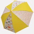 ☆ミッフィー60thアニバーサリー☆POE子供傘☆50cm☆イエロー☆
