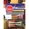 レーシングエアフレッシュナー【CHAMPION】RAF022