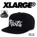 X-LARGE   RIOTS CAP  13199