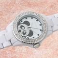 【パンダコレクターの方へ☆キラキラ腕時計】PANDAFUL オリジナルウォッチ(パンダウォッチ)