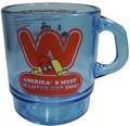 アドバタイジングクリアマグカップ(am-04:Wienerschnitzel)