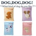 ドッグクッション【犬】【アニマル】【かわいい】【いぬ】