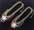Bicolor Bijoux Necklace(ビーズカラービジューネックレス)