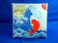 ペーパーナプキン大漁旗 富士山と鯛 インバウンド商品 デコパージュ