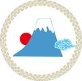 ペーパーコースター 富士山