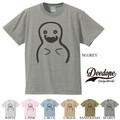 """【DEEDOPE】""""MONSTER II"""" 半袖 プリント Tシャツ"""