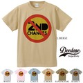 "【DEEDOPE】""2ND CHANGES"" 半袖 プリント Tシャツ 綿100% カットソー"