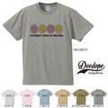 "【DEEDOPE】""DIFFERENT KINDS OF EMOTION"" 半袖 プリント Tシャツ 綿100% カットソー"