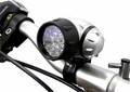 【即納】 21LEDサイクルライト / 21灯自転車用ライト