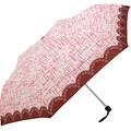 【婦人折傘】・ツイード スリム