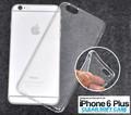 <オリジナル商品製作用> iPhone6 Plus/6s Plus(アイフォン)用クリアソフトケース