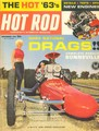 ポスターS(ps003) / HOTROD THE HOT' 63'S