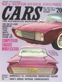 ポスターS(ps008) /  CARS '62's SUPER-STOCK ENGINES