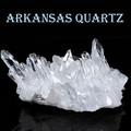 極上品■高品質 アーカンソー産水晶クラスター(クォーツ)【FOREST 天然石 パワーストーン】