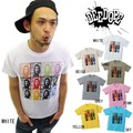 """【DEEDOPE】 """"CHE CHE CHE"""" 半袖 プリント Tシャツ 綿100% カットソー"""