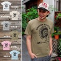 """【DEEDOPE】""""OREGON STATES"""" 半袖 プリント Tシャツ 綿100% カットソー"""