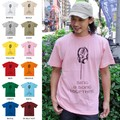 "【DEEDOPE】""SING A SONG TOGETHER"" 半袖 プリント Tシャツ 綿100% カットソー マイク ヘッドフォン"