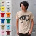 """【DEEDOPE】""""I'M YUTORISEDAI ORZ"""" 半袖 プリント Tシャツ 綿100% カットソー ゆとり世代"""