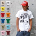 "【DEEDOPE】""SPIRITS""  半袖 プリント Tシャツ 綿100% カットソー"