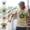 "【DEEDOPE】""THE WAILERS"" 半袖 プリント Tシャツ 綿100% カットソー レゲエ"